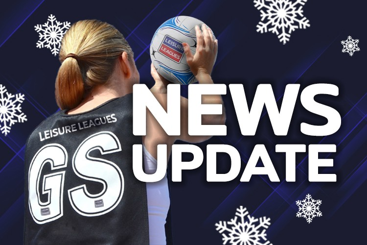 END OF SEASON PUDSEY NETBALL LEAGUE 8/12/19