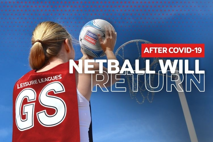 PARKS SPORTS CENTRE NETBALL LEAGUE UPDATE 1/7/20