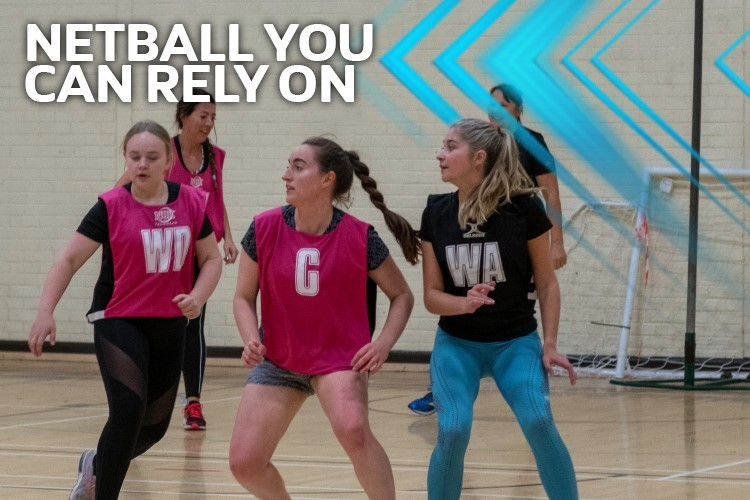 Commit to be Fit with Netball leagues