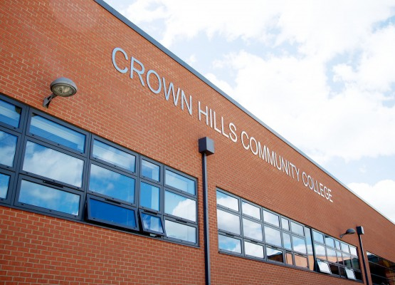 Crown Hills Community College main image