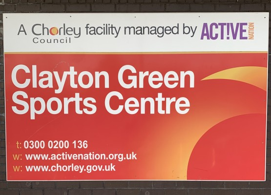 Clayton Green Leisure Centre Chorley main image